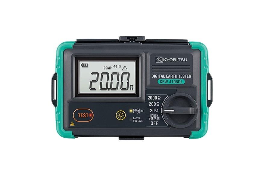 KYORITSU Digital Clamp Testers (KEW 4105DL)