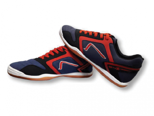 ATTOP FUTSAL SHOES AF-110 NAVY/RED