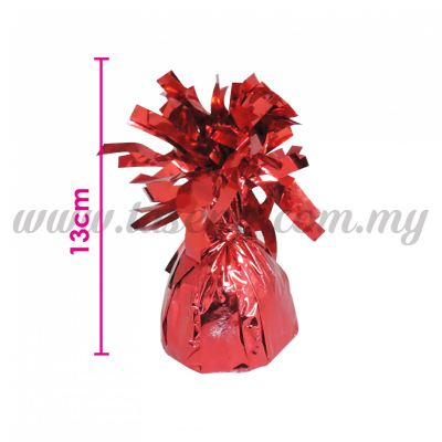 160g Balloon Weight - Red (B-AC-W16R)