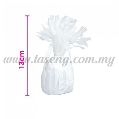 160g Balloon Weight - White (B-AC-B621W)