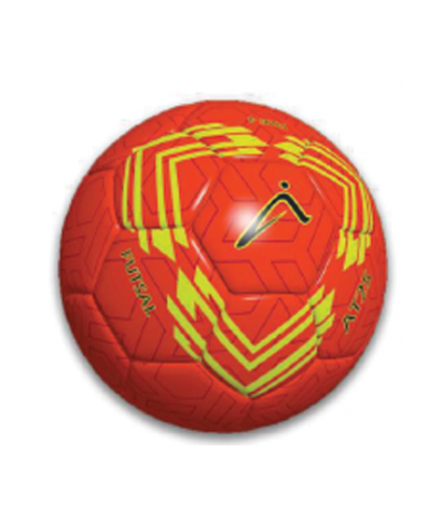 ATTOP FUTSAL BALL AT 25 NEON ORANGE