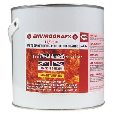 Fire Protection Paint (for Concrete & Wood)