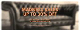 MADNESS SALES FOR CHESTERFIELD SOFA