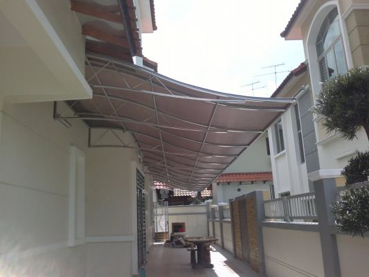 Polycarbonate Awning In Malaysia