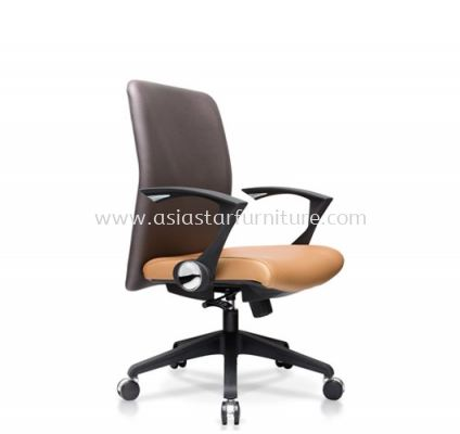 AMPLO EXECUTIVE MEDIUM BACK CHAIR ACL 466 (B)