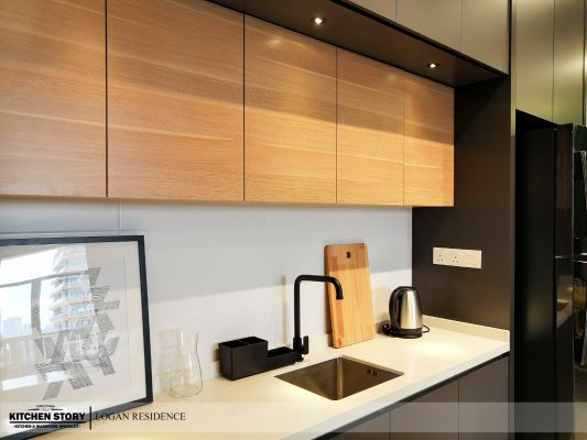 Melano Series Kitchen Cabinet