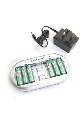NiMH Batteries & Battery Charger