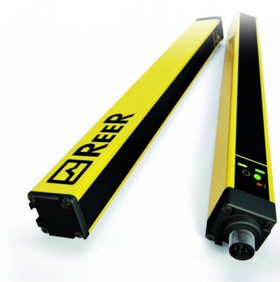 REER SAFETY LIGHT CURTAIN SAFETY BARRIER SENSOR Malaysia Thailand Singapore Indonesia Philippines Vietnam Europe USA