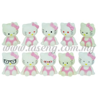 Hello Kitty Pink 10pcs (DC-HK12)