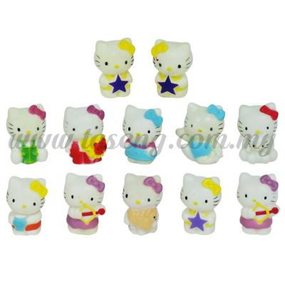 Hello Kitty 4 -Horoscope 12pcs (DC-HK4)