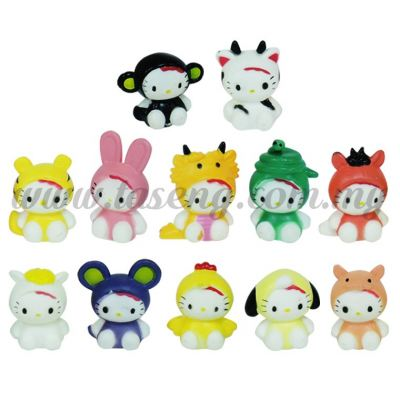 Hello Kitty 5 -Zodiac 12pcs (DC-HK5)