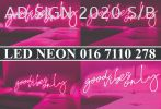 LED NEON SIGNAGE (good vibes only) Event , shopping center , cafe , pub , club , house deco , kiosk etc LED NEON