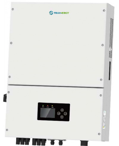 TRN012KTL GRID TIED Trannergy Solar Inverter