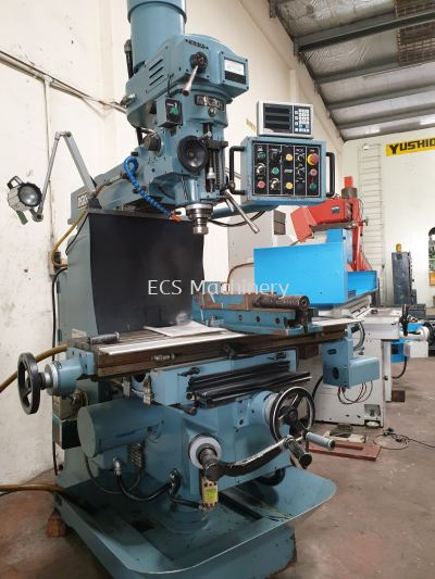 Mytech 5HP Milling Machine