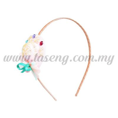Hairband 18 LITTLE HAT *PEACH (DU-HB18-PE)