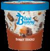 Blue Bunny Pint Bunny Track  Blue Bunny Premium Ice Cream