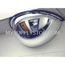 Convex Dome  Mirror 180 / 360 degree   600mm (D)