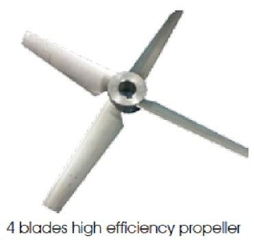 4 BLADES HIG EFFICIENCY PROPELLER
