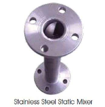 STAINLESS STEEL STATIC MIXER