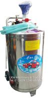 70Litre Stainless Steel 304 Snow Wash Tank Cleaning Equipment
