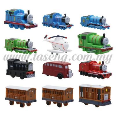 Thomas and Friend Train 12pcs  (DC2-TRN)