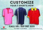 Custom Made T-shirt Supplier