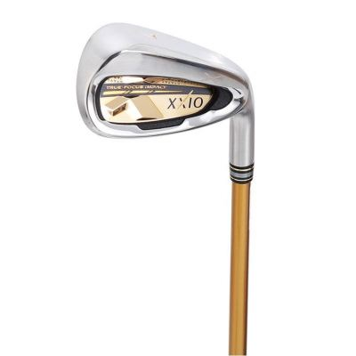 XXIO 10 Limited Edition Gold Release MP1000 Graphite Regular Flex Irons Set 5-9PAS 8 pieces