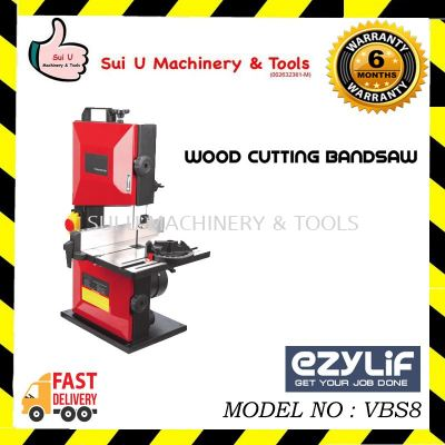 Ezylif VBS8 Wood Cutting Band Saw 350w