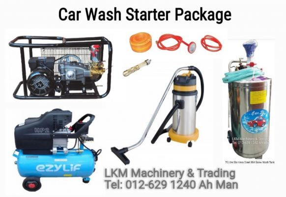 Car Wash Starter Package