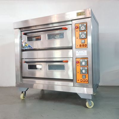 Gas Oven BYRFL-24 2Layer /4 Dish ID555445