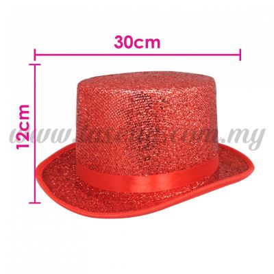 Top Hat - Red (HAT-T2-R)