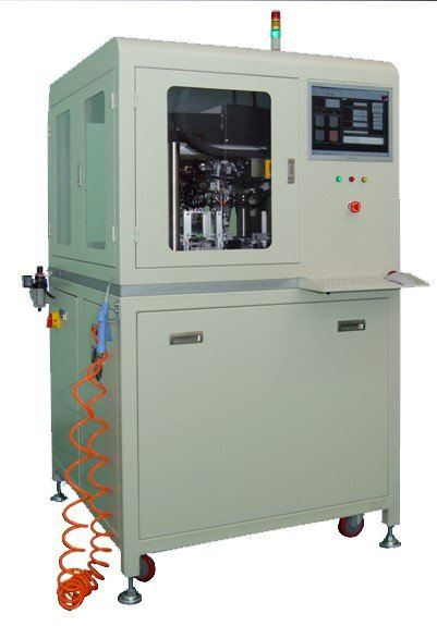 Cartesian Test Handler Testing Systems Factory Machinery
