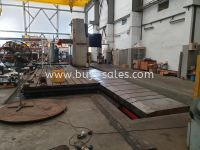 CNC FLOOR BORING MACHINE 4 + 1 AXIS