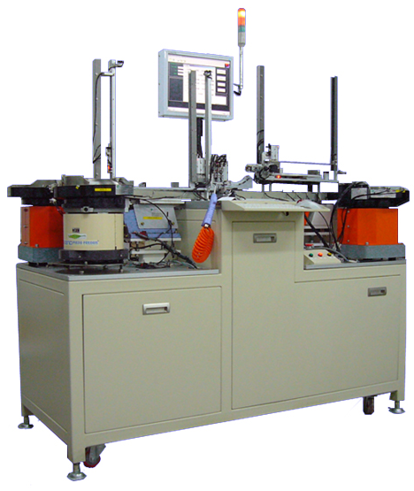 Component Assembly Handler Assembly System Factory Machinery