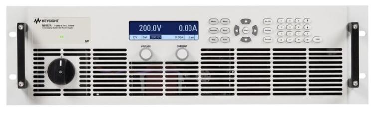 N8952A Autoranging System DC Power Supply, 200 V, 210 A, 15000 W, 400 VAC  DC Power Supply   Keysight Technologies