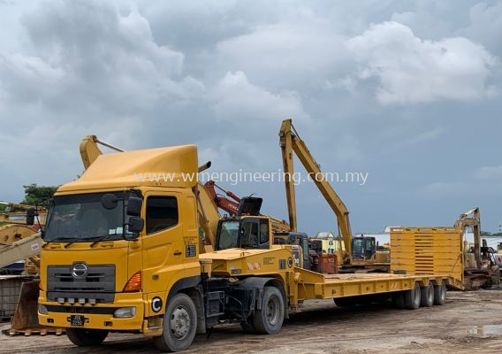 Long Loader Lorry Rental