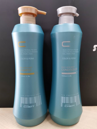 AVENUE CHIETT Color & Perm Shampoo & Conditioner