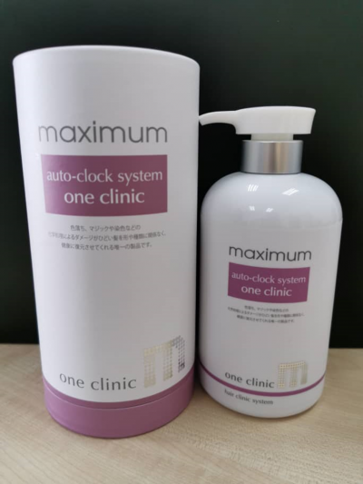 MAXIMUM Auto-clock System One Clinic M
