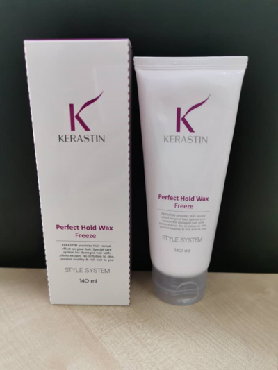 KERASTIN Perfect Hold Wax Freeze