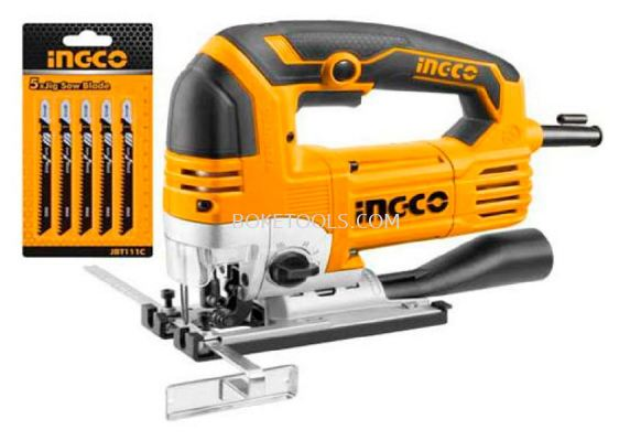(AVAILABLE IN PIONEER BRANCH) INGCO JS80068 Jig Saw (800W)
