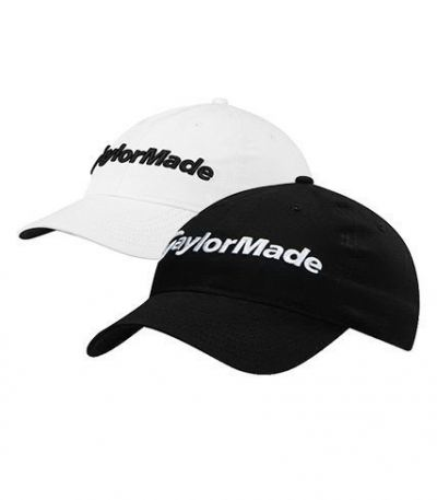 TaylorMade Corporate White Cap