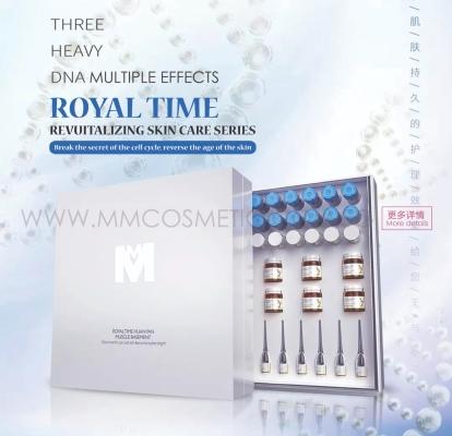 Royal Time Revitalizing Skin Care Series