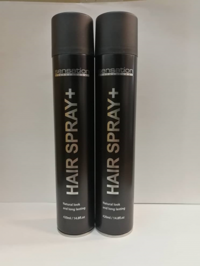 ST HAIR SPRAY+ 420ML