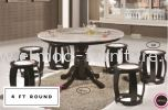 Classic Marble Set  Dining Set