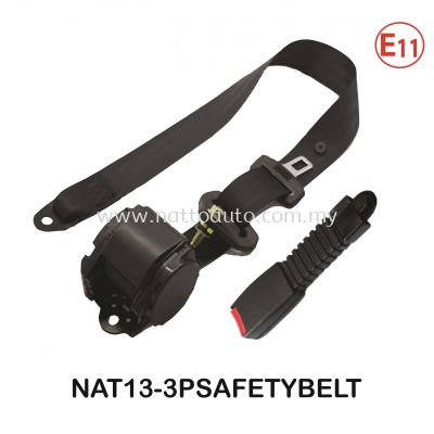 SAFETY BELT 3POINT
