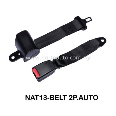 SAFETY BELT 2POINT (AUTO)