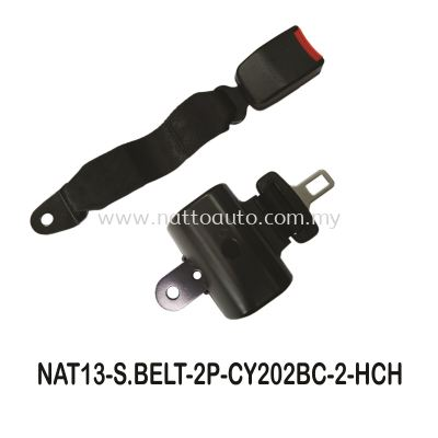 SAFETY BELT 2POINT AUTO(CY202BC-2)