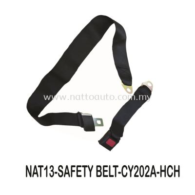 SAFETY BELT 2POINT CY202A WO SCREW