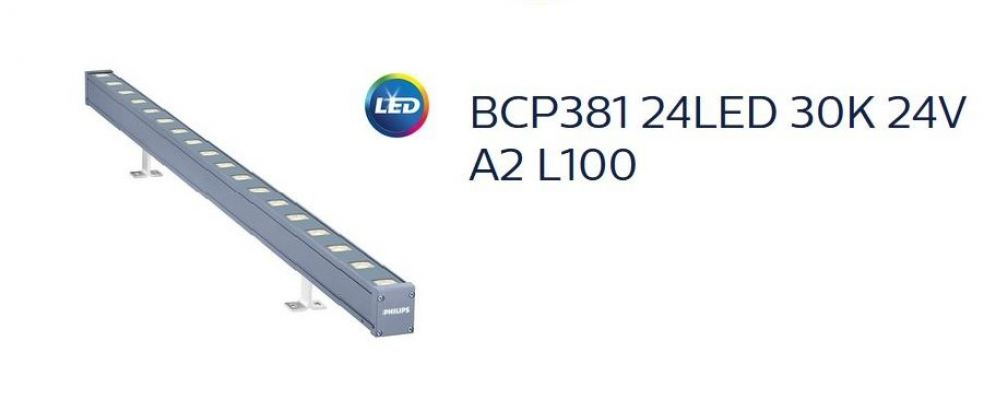 PHILIPS BCP381 24LED 30K 24V A2 L100 OUTDOOR