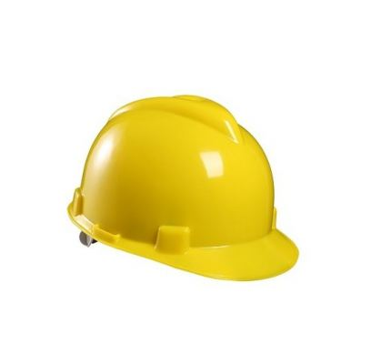 YELLOW SAFETY HELMET-NOMAL -00171A